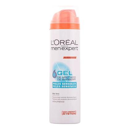 L'Oreal Make Up - MEN EXPERT shave gel sensitive skin 200 ml