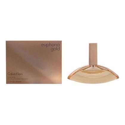 Calvin Klein - EUPHORIA GOLD edp vaporizador 50 ml