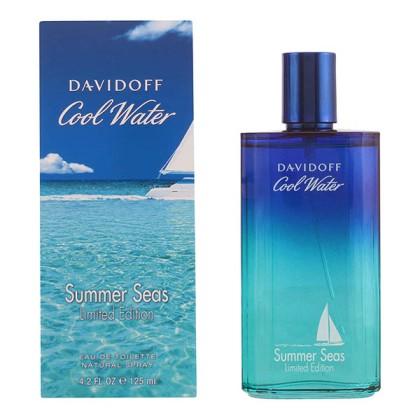 Davidoff - COOL WATER SUMMER SEAS edt vaporizador limited edition 125 ml