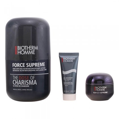 Biotherm - HOMME FORCE SUPREME LOTE 2 pz
