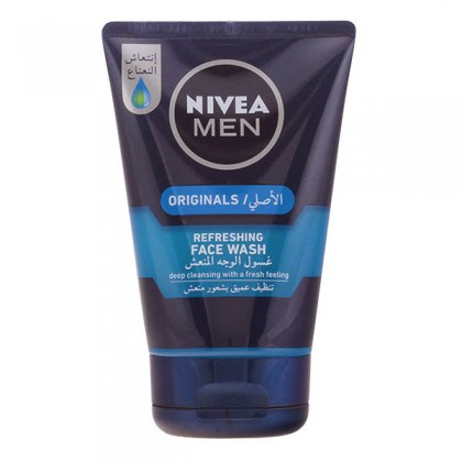Nivea - ORIGINALS refreshing face wash 100 ml