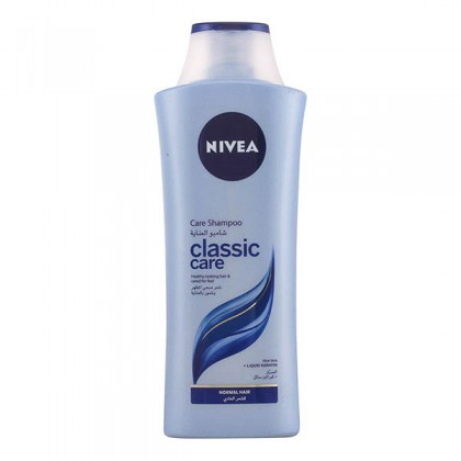 Nivea - CLASSIC CARE shampoo 400 ml