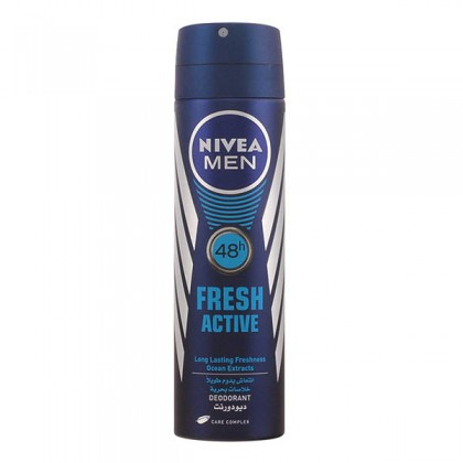 Nivea - FRESH ACTIVE deo vaporizador 150 ml