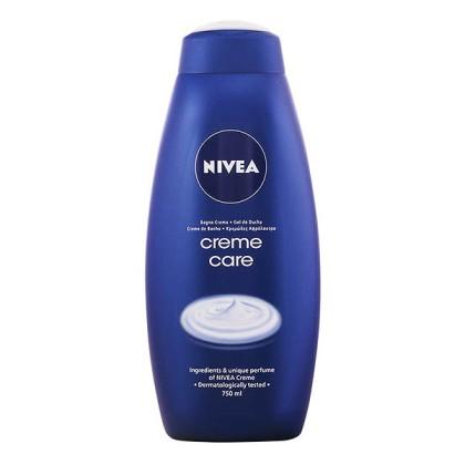 Nivea - CREME CARE shower cream 750 ml