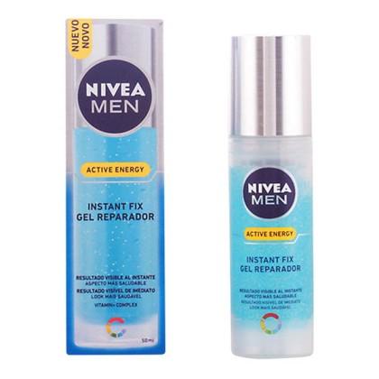 Nivea - MEN ACTIVE ENERGY instant fix gel reparador 50 ml