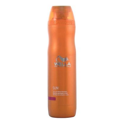 Wella - SUN hair & body shampoo 250 ml