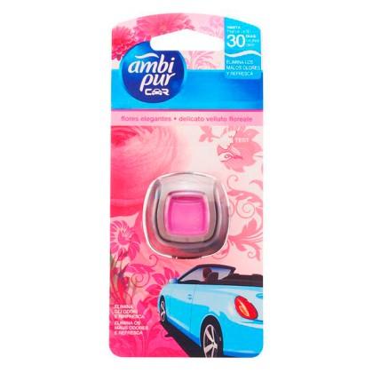 Ambi Pur - CAR ambientador desechable frescura floral