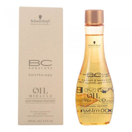 Schwarzkopf - BC OIL MIRACLE light treatment 100 ml