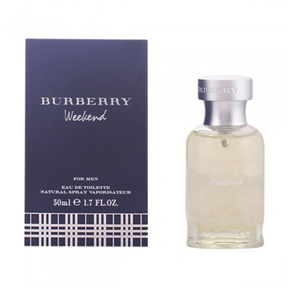 Burberry - WEEKEND MEN edt vaporizador 50 ml