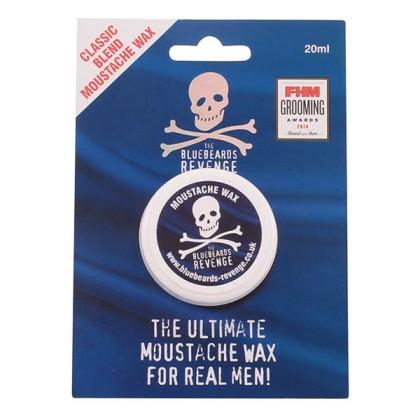 The Bluebeards Revenge - THE ULTIMATE moustache wax 20 ml