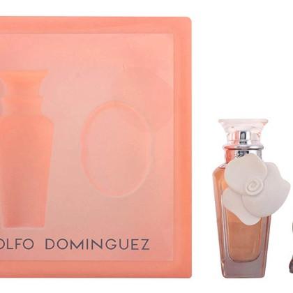 Adolfo Dominguez - AGUA FRESCA ROSAS BLANCAS LOTE 2 pz