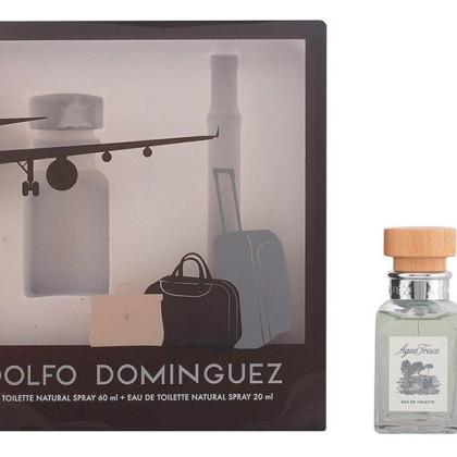 Adolfo Dominguez - AGUA FRESCA LOTE 2 pz