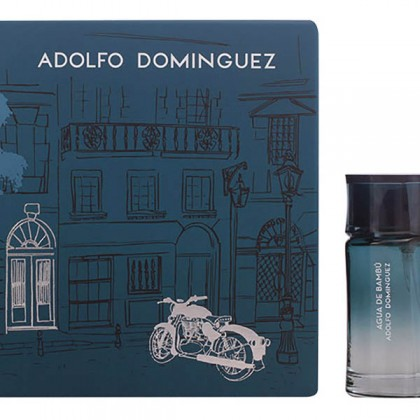Adolfo Dominguez - AGUA DE BAMBU LOTE 2 pz