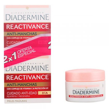 Diadermine - REACTIVANCE ANTIMANCHAS LOTE 2 pz