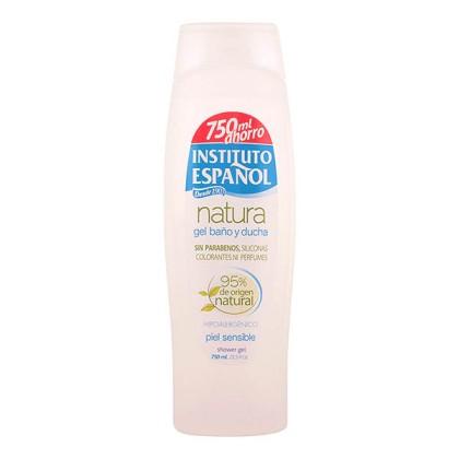 Instituto Español - NATURA gel de ducha piel sensible 750  ml