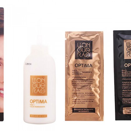 Llongueras - LLONGUERAS OPTIMA hair colour 5.3-golden brown