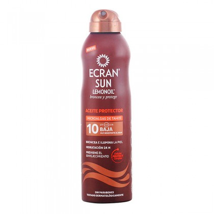 Ecran - ECRAN SUN LEMONOIL oil spray SPF10 250 ml