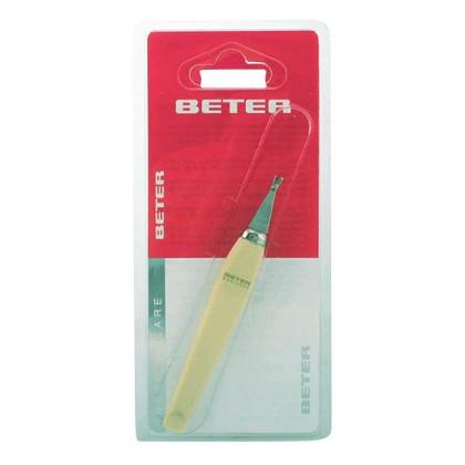 Beter - CUTICLE CUTTER steel 1 pz