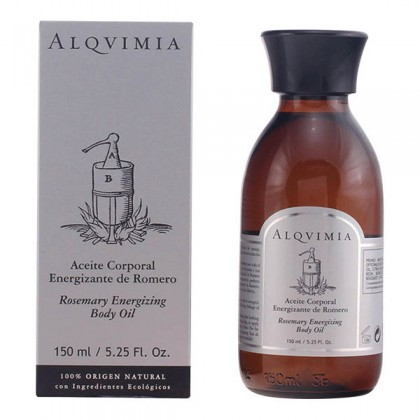Alqvimia - BODY OIL rosemary energizer 150 ml