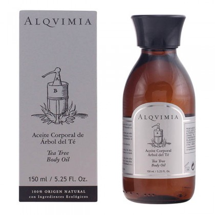 Alqvimia - BODY OIL tea tree 150 ml