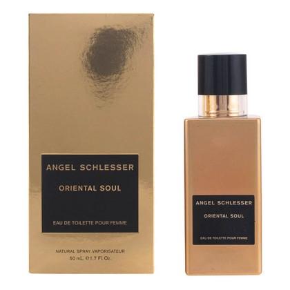 Angel Schlesser - ORIENTAL SOUL edt vaporizador 50 ml