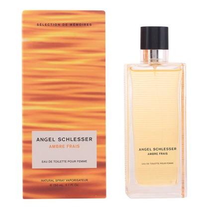 Angel Schlesser - AMBRE FRAIS POUR FEMME edt vaporizador 150 ml