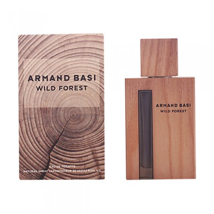 Armand Basi - WILD FOREST edt vaporizador 50 ml