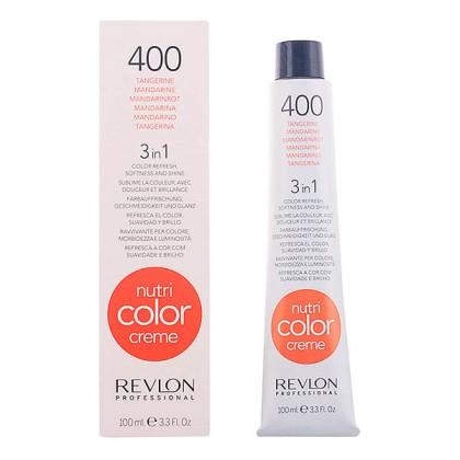 Revlon - NUTRI COLOR cream 400-tangerine 100 ml