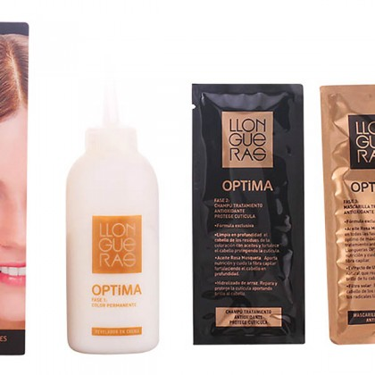 Llongueras - LLONGUERAS OPTIMA hair colour 7.3-golden medium blond