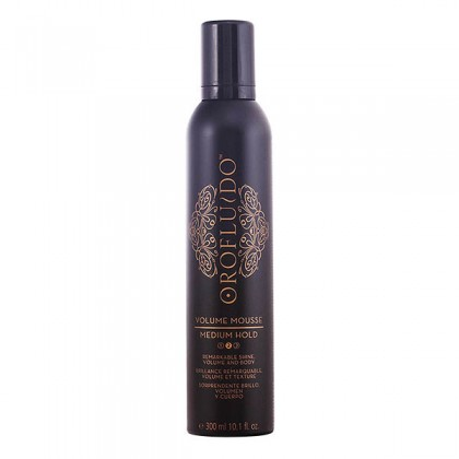 Orofluido - OROFLUIDO volume mousse medium hold 300 ml
