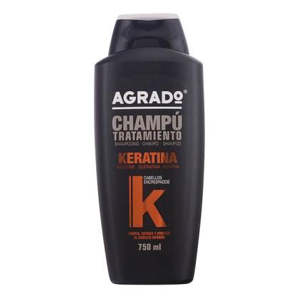 Agrado - SHAMPOO keratin 750 ml