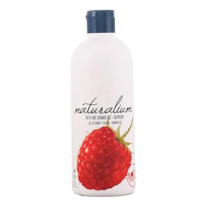 Naturalium - RASPBERRY gel de ducha 500 ml