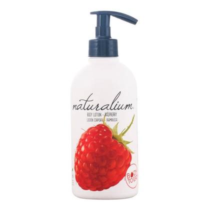 Naturalium - RASPBERRY loción hidratante corporal 370 ml
