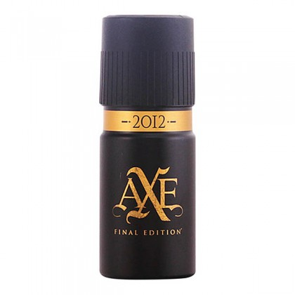 Axe - 2012 FINAL EDITION deo vaporizador 150 ml