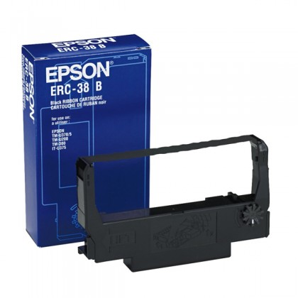 EPSON Card Printer ERC-38B Negru TMU200/U300