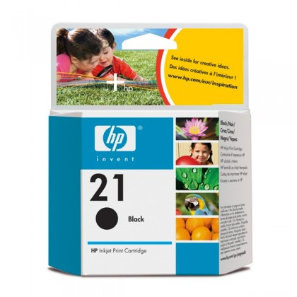 HP no.21 cartuș de cerneală negru C9351AE PSC 1410