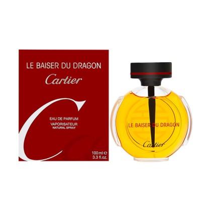 Cartier - LE BAISER DU DRAGON edp vaporizador 100 ml