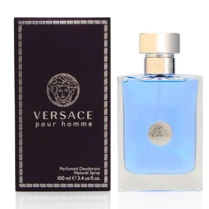 Versace - VERSACE POUR HOMME perfumed deo vaporizador 100 ml