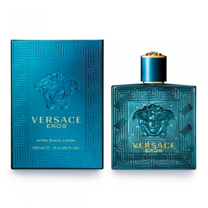 Versace - EROS after shave lotion 100 ml