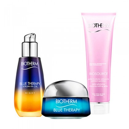 Biotherm - BLUE THERAPY SÉRUM IN OIL LOTE 3 pz