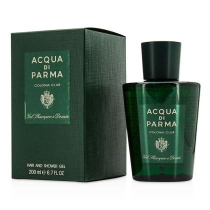 Acqua Di Parma - COLONIA CLUB hair&shower gel 200 ml