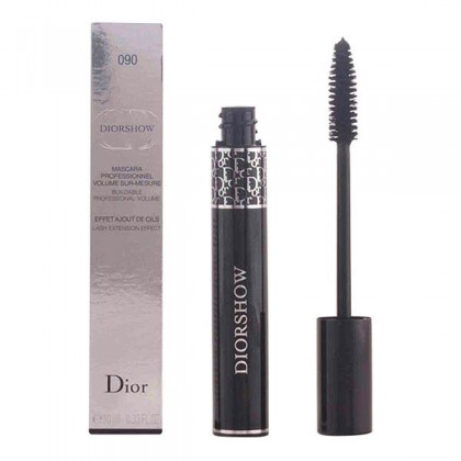 Dior - DIORSHOW mascara 090-black 10 ml
