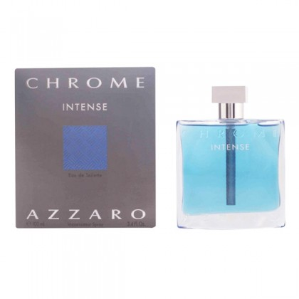 Azzaro - CHROME INTENSE edt vaporizador 100 ml