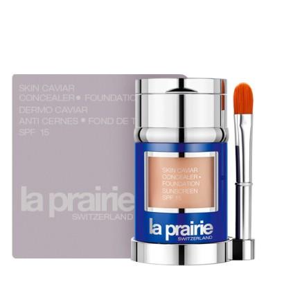 La Prairie - SKIN CAVIAR concealer foundation SPF15 mocha 30 ml