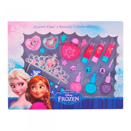Disney - QUEEN ELSA'S BEAUTY CELEBRATION LOTE 19 pz