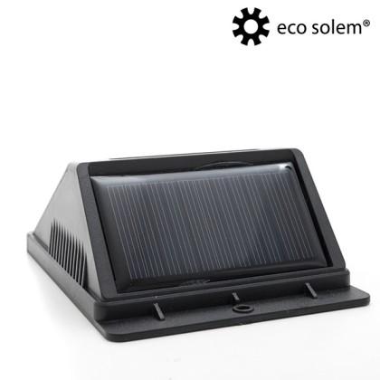 Lumină Solară cu Senzor de Mişcare Eco Solem