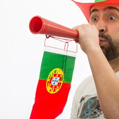 Trompetă Steagul Portugaliei