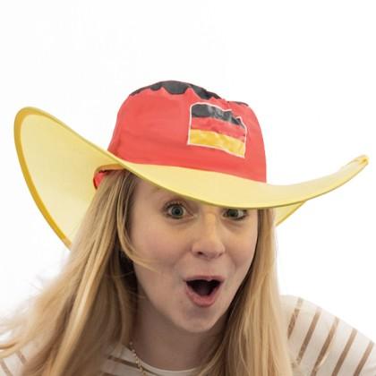 Pălărie Pliabilă Steagul Germaniei