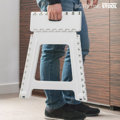 Scăunel Pliabil Big Folding Stool