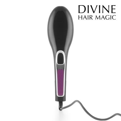 Perie Electrică de Îndreptat Părul Brushture
